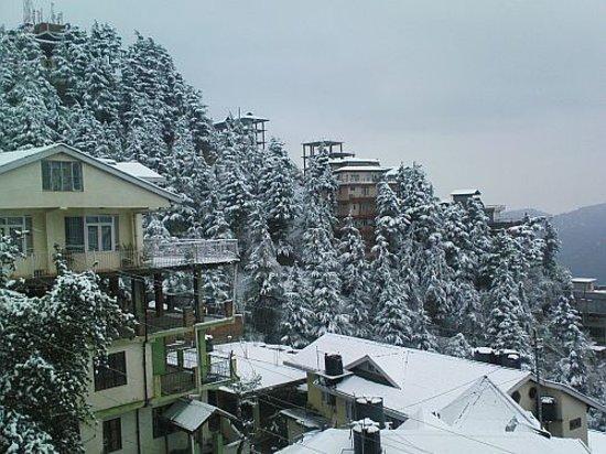 Shimla scene