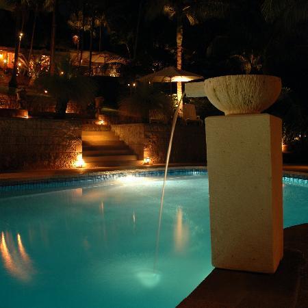 Sapphire Beach, Australien: The pool