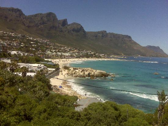 Fairways on the Bay: Camps Bay - the best beach in South Africa!