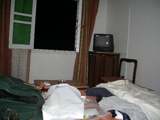 Happy City Hotel: room