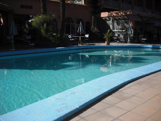 Hotel de la Menara: Pool