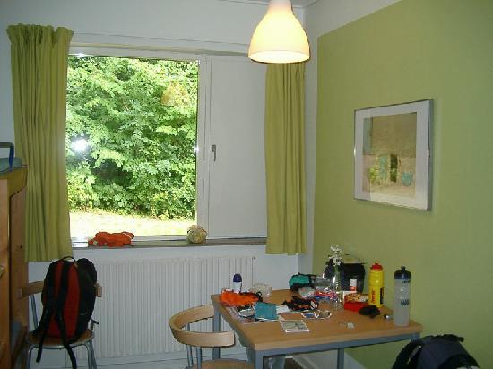 Danhostel Aarhus: Habitación
