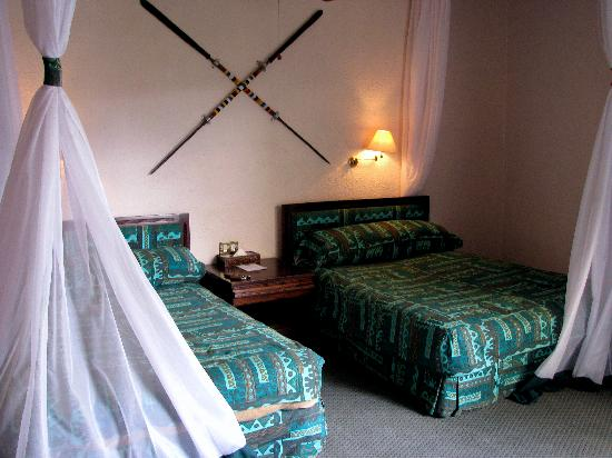 Tarangire Sopa Lodge: Interior of the Room