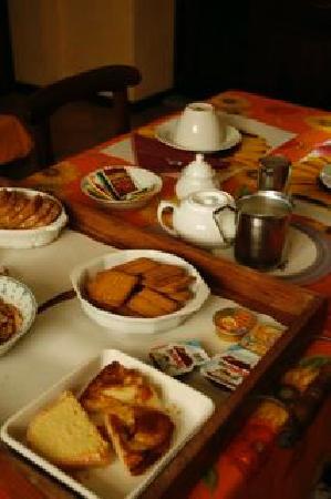 B&B San Giacomo: colazione