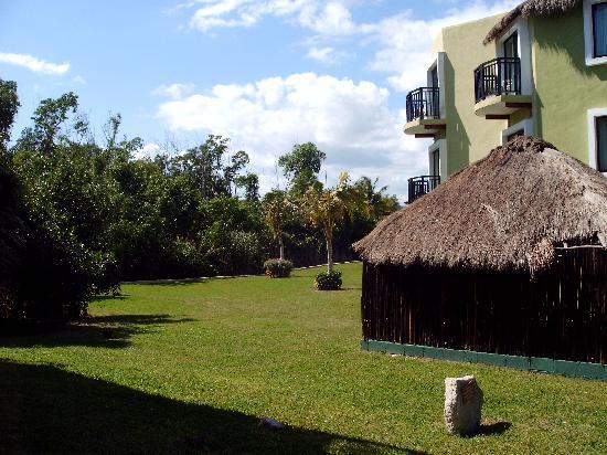Sandos Caracol Eco Resort: vue de la chambre