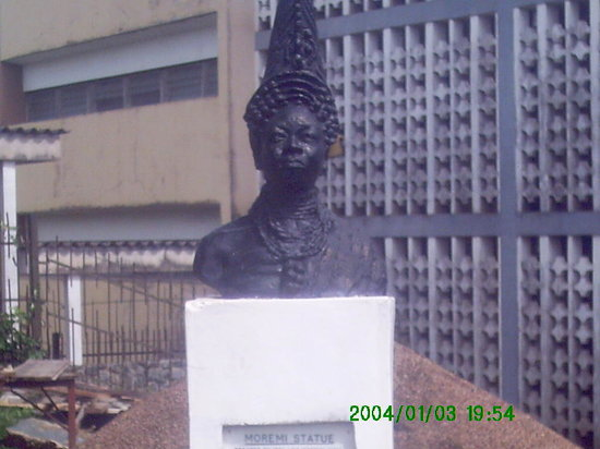 Nigéria : Moremi the Great Warrior
