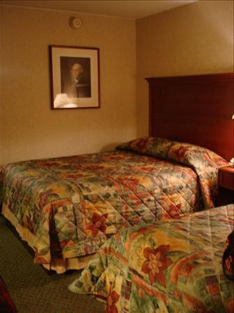 Best Western Fairfax: Bed