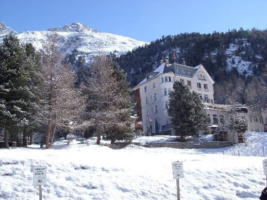 Pontresina, Switzerland: Hotel