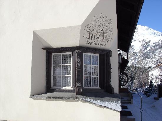 Hotel La Collina: Architecture