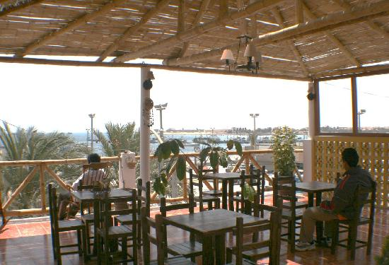 Refugio del Pirata: Restaurant