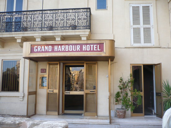 Grand Harbour Hotel: photo de l'hotel