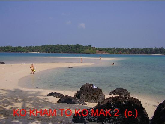 KO KHAM LOOK TO KO MAK 2 - Picture of Ko Mak, Trat Province - TripAdvisor