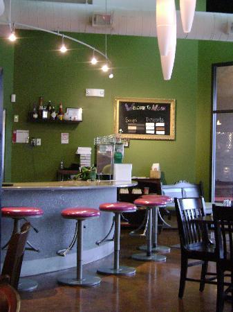 Nosh: Dining bar--one option