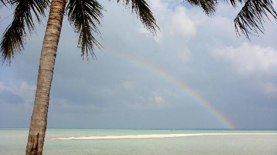 Cinnamon Hakuraa Huraa Maldives: view over breakfast