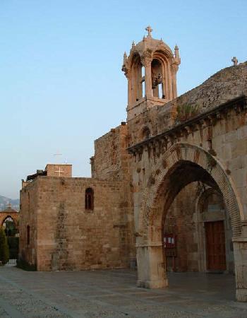 old churches of Lebanon