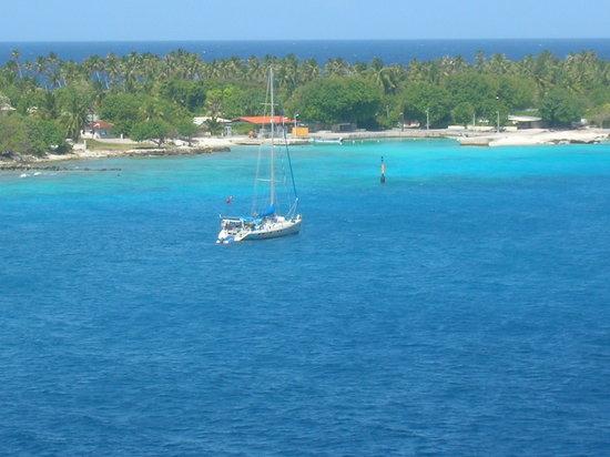 Polinésia Francesa: Atolon de Rangiroa