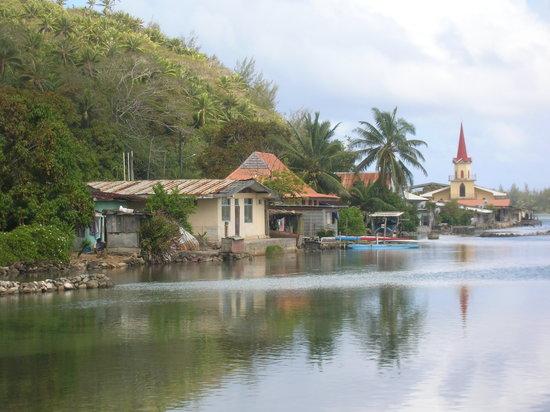 Polinésia Francesa: Isla de Huahine