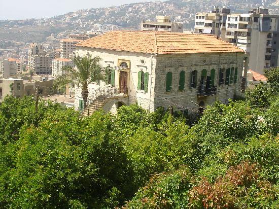 Líbano: Lebanese house