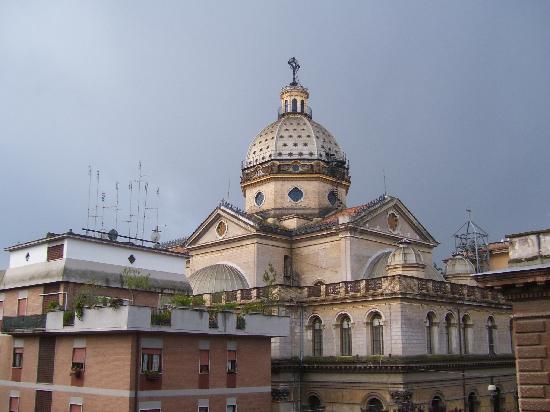 Hotel San Valentino : Vista desde la Habitación