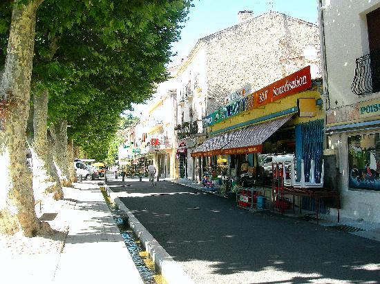 Street Map Of Quillan France.Shops Quillan Picture Of Quillan Aude Tripadvisor