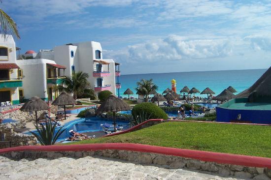 El Pueblito Beach Hotel: El Pueblito Beach Resort