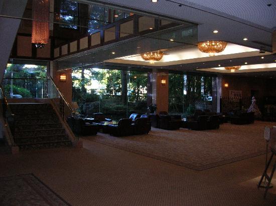 Shiunkaku lobby