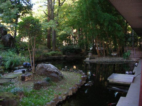 Shiunkaku waterfall