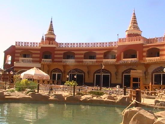 Aqua Blu Sharm : Hotel