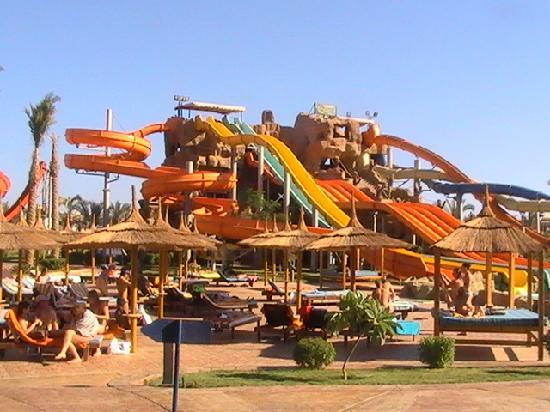 Aqua Blu Sharm : Slides