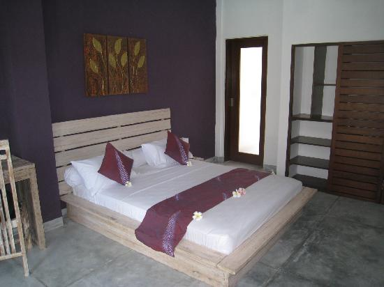 Bali Hotel Pearl : Ma chambre à l'hotel Pearl