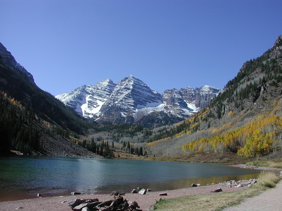 Аспен, Колорадо: Maroon Bells, Aspen, CO