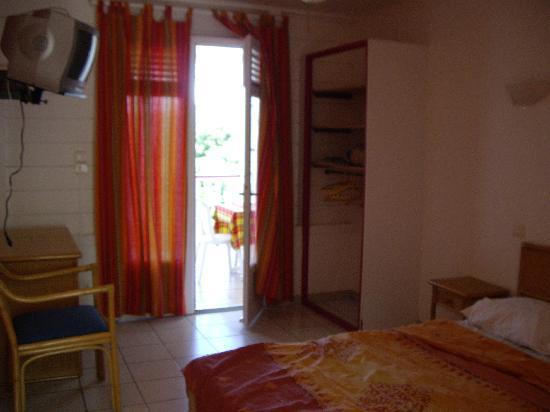 Residence Oceane Hotel : Zimmer