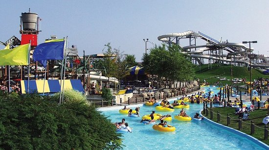 Magic Waters Waterpark - Cherry Valley, IL