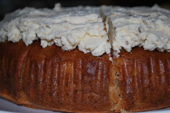 Le Ranch des Lacs : Cakes for visitors especially home made