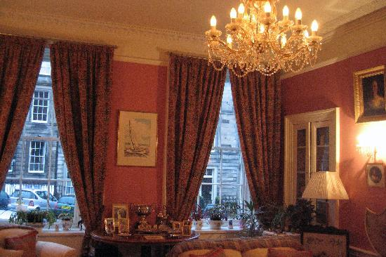 Number 21 : View of sitting room