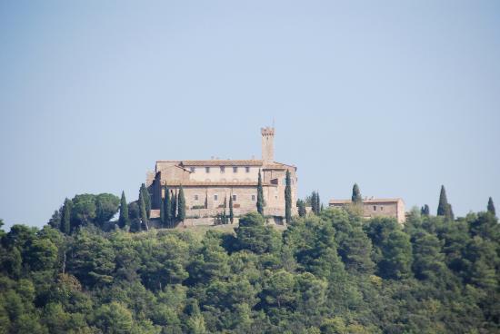Castello Banfi - Il Borgo : Castello Banfi