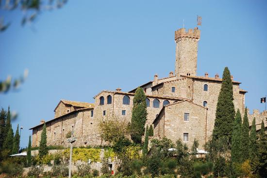 Castello Banfi - Il Borgo : Il Borgo at Castello Banfi