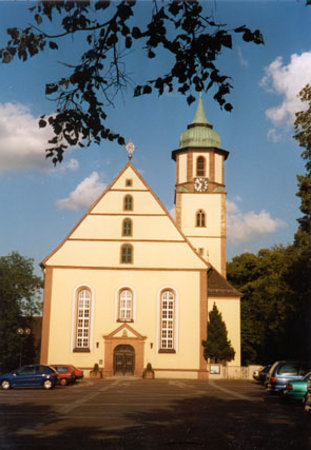 Trossingen, Germany: Martin-Luther-Kirche