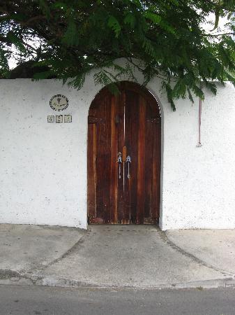 front door or Tamarindo
