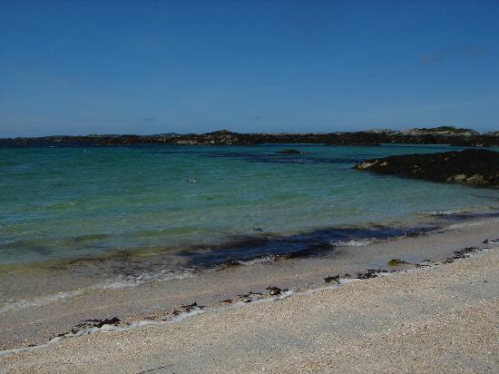 Emlaghmore Lodge : calla beach - walking distance
