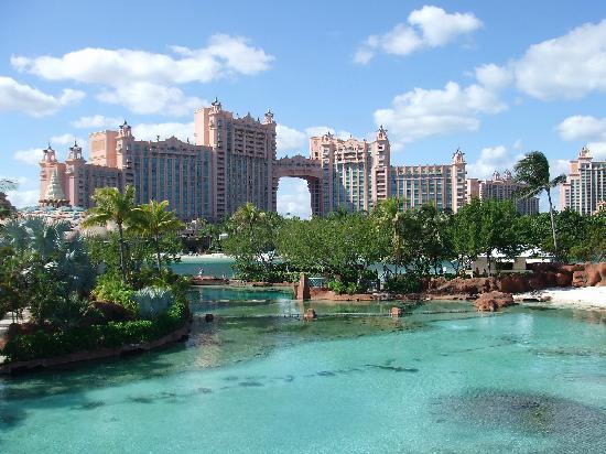 Shopping in nassau picture of atlantis royal towers for Terrace view atlantis royal towers