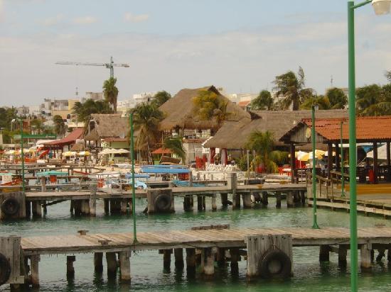 Casa Bonita and Villas: The dock