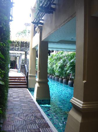 The Chandra pool