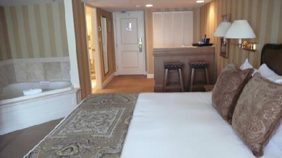 Wedgewood Hotel & Spa: habitacion