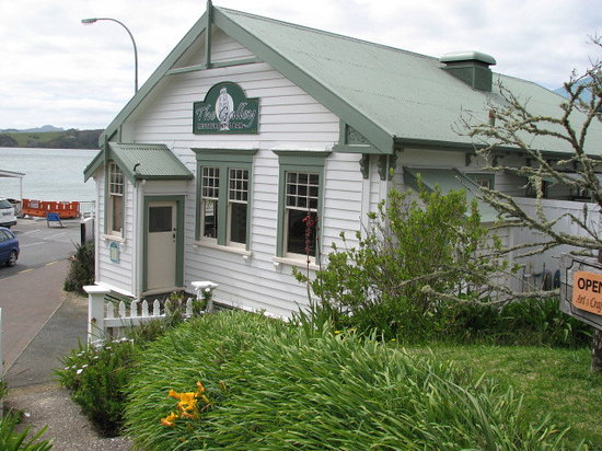 Karikari Peninsula, New Zealand: Mangonui Old telegraph Exchange
