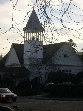 Bainbridge Island, WA: church