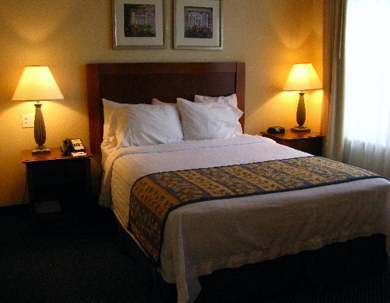 Residence Inn Arundel Mills BWI Airport: Bedroom