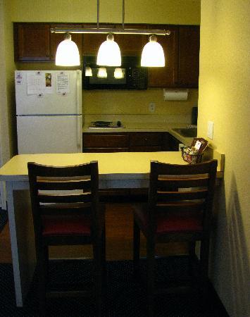 Residence Inn Arundel Mills BWI Airport: Dining Bar