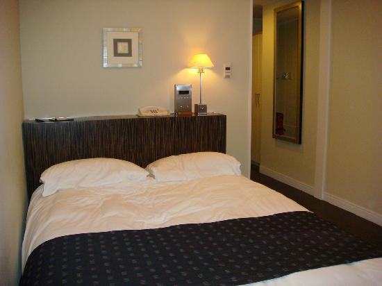 Hotel Monterey Ginza : Semi-double room