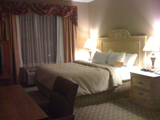 LaQuinta Inn & Suites Boone: King bedroom